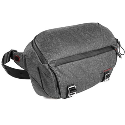 Peak Design Everyday Sling/Camera Bag (10L, Charcoal) (BSL-10-BL-1)