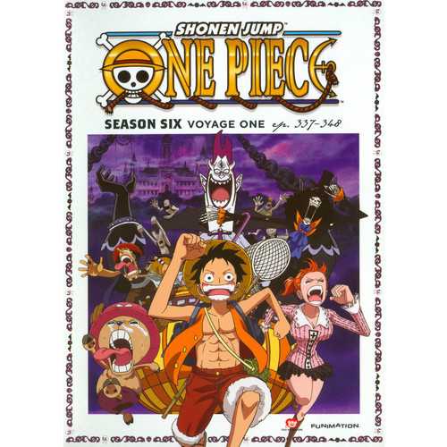 One Piece: Season Six - Voyage One [2 Discs] [DVD]