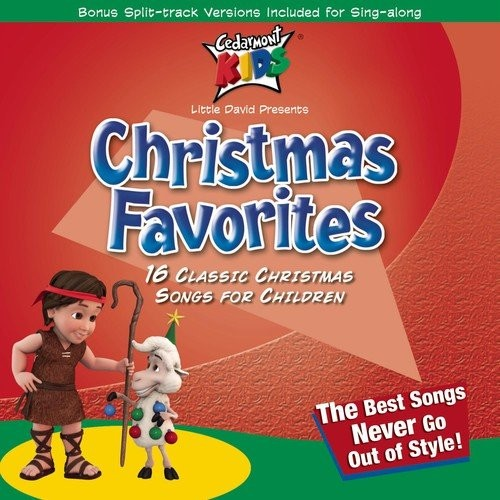 Classics: Xmas Favorites CD (1995)