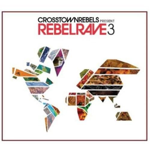 Rebel Rave 3 CD (2013)