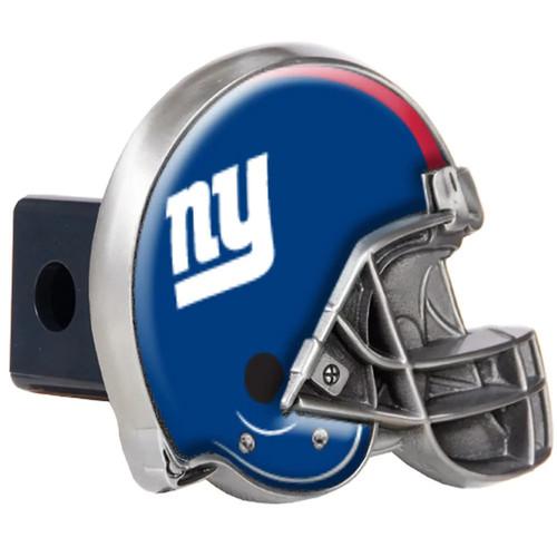 York Giants Helmet Trailer Hitch Cover