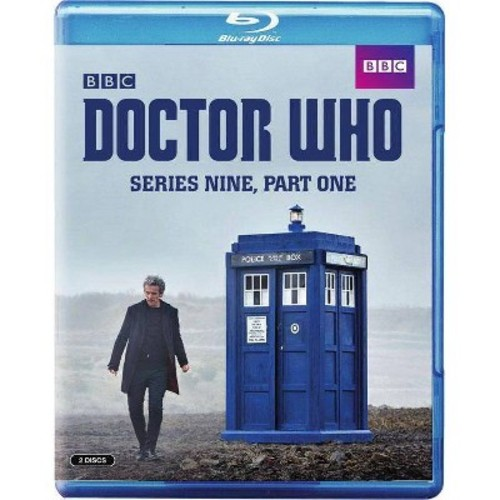 Doctor Who: Series 9, Part 1 [Blu-ray] [2 Discs]