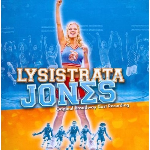 Lysistrata Jones [Original Broadway Cast Recording] [CD]