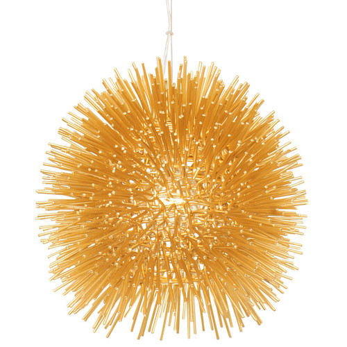 Varaluz Urchin 1-Light Mini Pendant