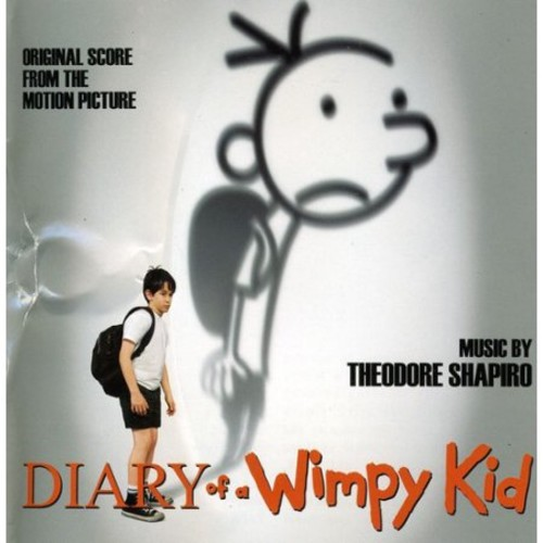 Diary of a Wimpy Kid [CD]
