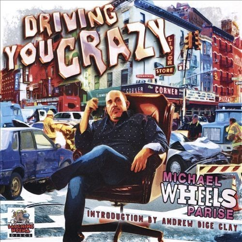 Driving You Crazy [CD]