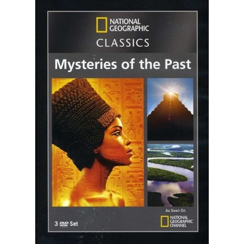 National Geographic Classics: Mysteries of the Past [3 Discs] [DVD]