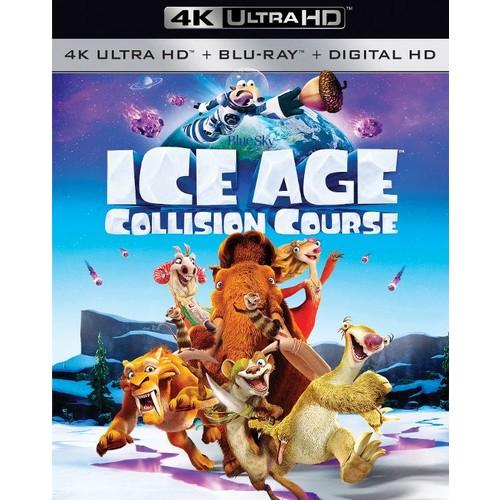 Ice Age: Collision Course [4K Ultra HD Blu-ray/Blu-ray] [UltraViolet] [Includes Digital Copy] [2016]