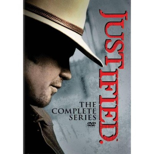 Justified: Seasons 1-6 (dvd_video)