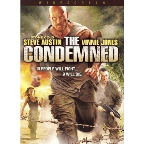 The Condemned [WS] WSE DD-EX
