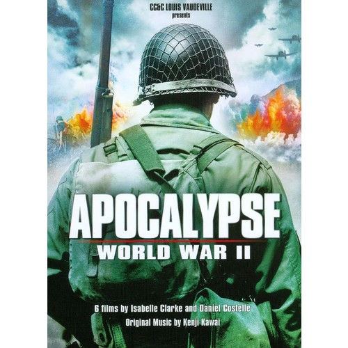 Apocalypse: World War II [3 Discs] [DVD]