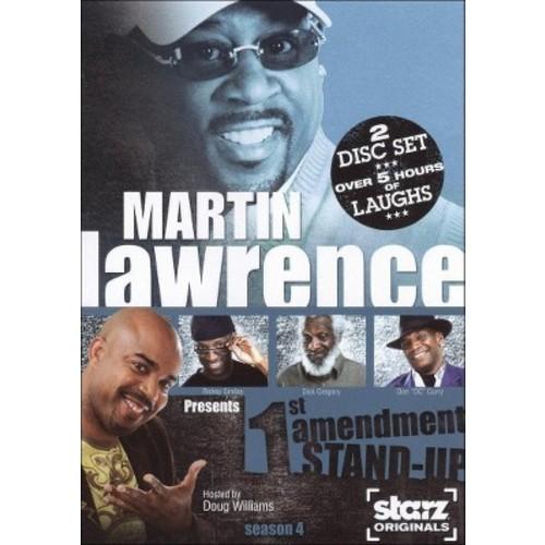 Martin Lawrence Presents 1st Amendment Stand-up: Season 4