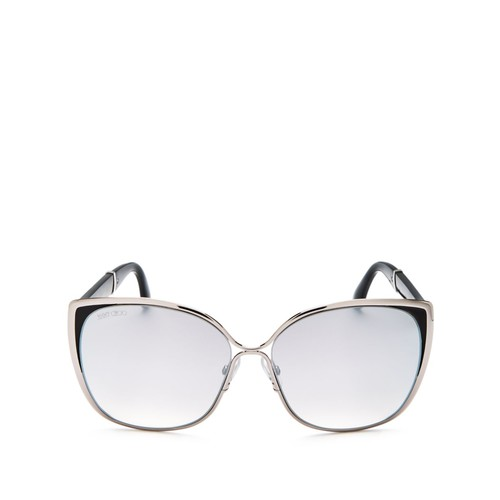 Matys Mirrored Square Sunglasses, 59mm