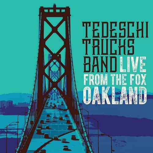 Live from the Fox Oakland [CD/Blu-ray] [CD & Blu-Ray]