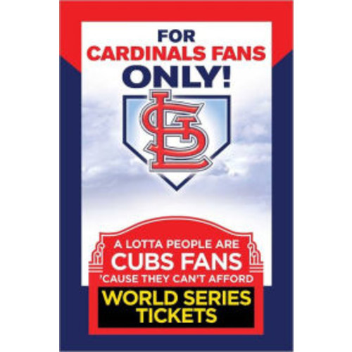 For Cardinals Fans Only, Volume 2