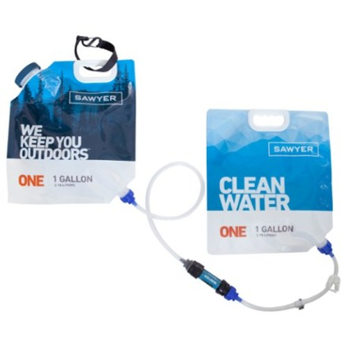 2 Bag Water Filter - 1 Gallon