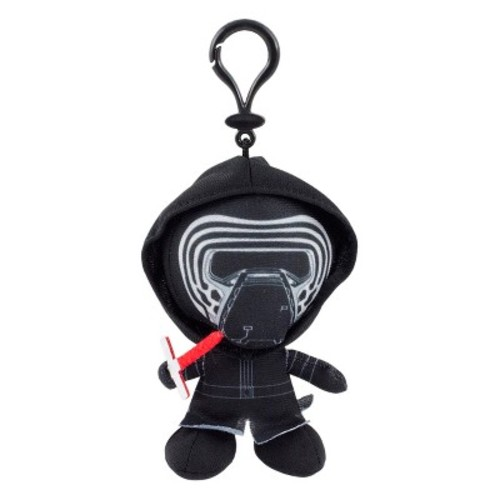 Star Wars Kylo Ren Plush Backpack Clip