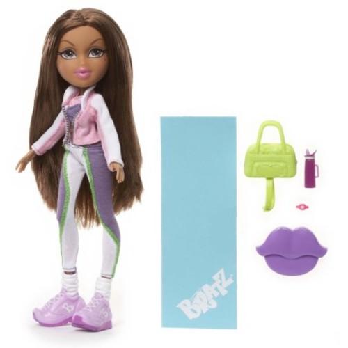 Bratz Fierce Fitness Doll, Yasmin