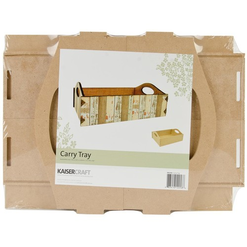 Beyond The Page MDF Carry Tray