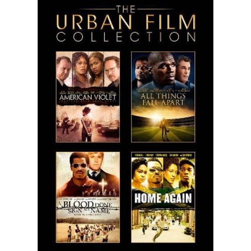 The Urban Film Collection [DVD]