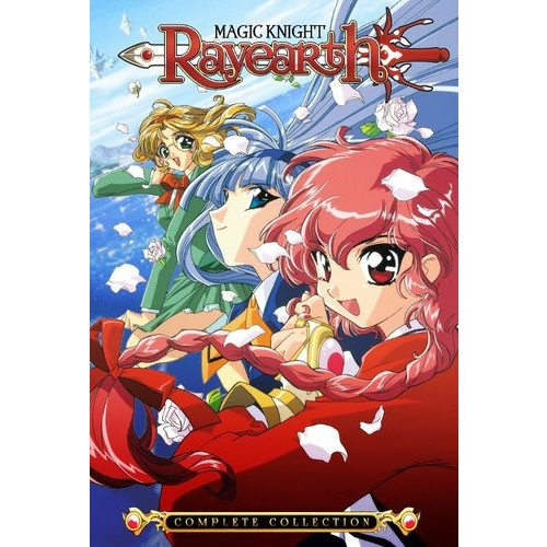 Magic Knight Rayearth: The Complete Collection [10 Discs] [DVD]