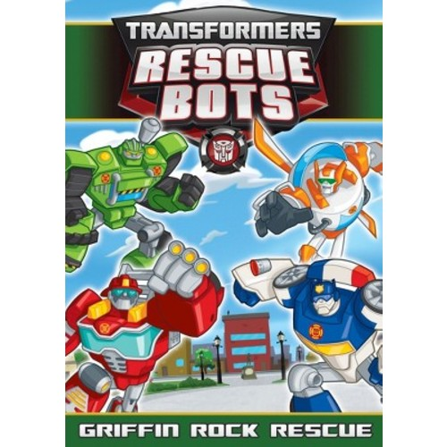 Transformers: Rescue Bots - Griffin Rock Rumble