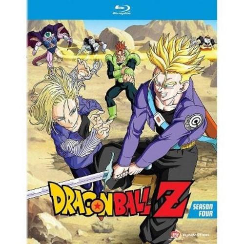 DragonBall Z: Season Four [6 Discs] [Blu-ray]
