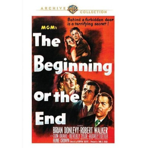 The Beginning Or The End (DVD)