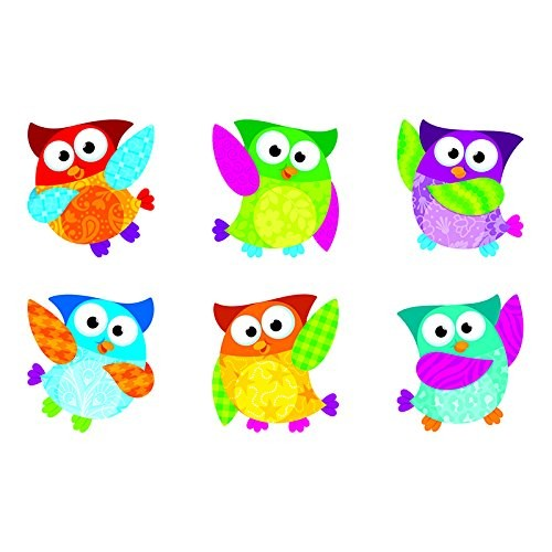 Owl Stars Mini Accents Variety Pack [1]