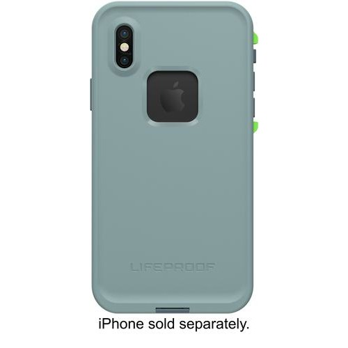 LifeProof - Fr Protective Water-resistant Case for Apple iPhone X - Drop in