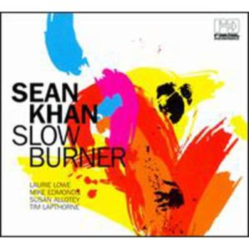 Slow Burner By Sean Khan (Audio CD)