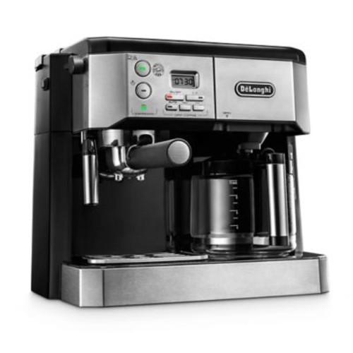 De'Longhi Combination Espresso & Drip Coffee Machine