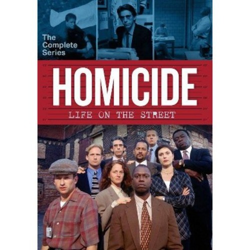 Homicide: Life on the Street: The Complete Series [Blu-Ray]