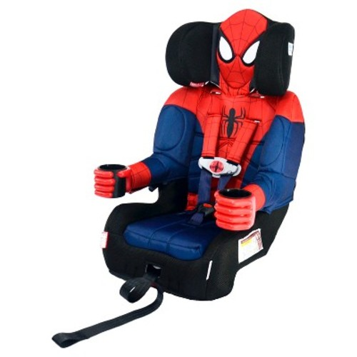 KidsEmbrace Friendship Combination Booster Car Seat  Marvel Ultimate Spider-Man