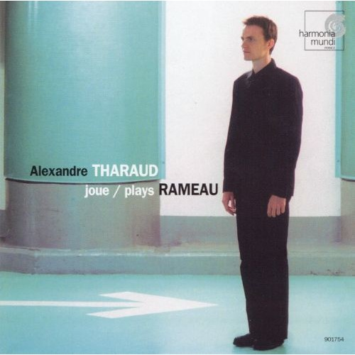 Alexander Tharaud plays Rameau [CD]