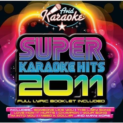 Karaoke: Super Karaoke Hits 2011 [CD]