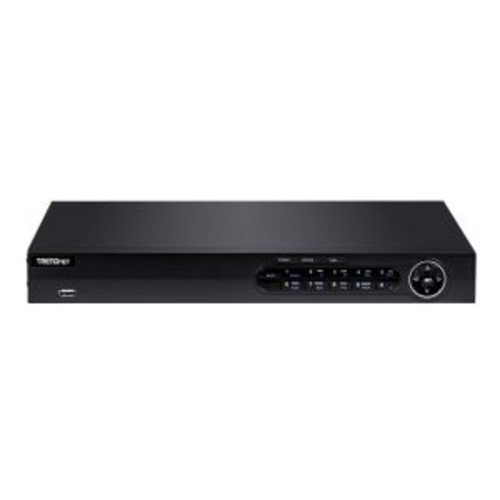 TRENDnet TV-NVR208D2 - Standalone NVR - 8 channels - 1 x 2 TB - networked - rack-mountable