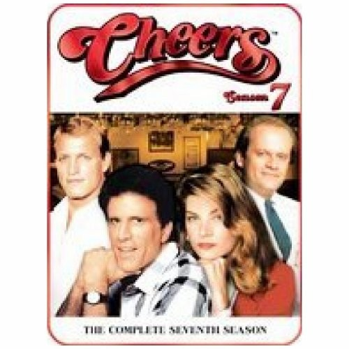 Cheers:complete Seventh Season