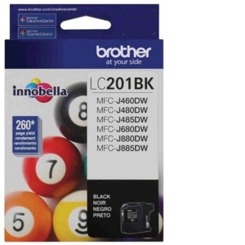 Brother Innobella Ink Cartridge - Black LC201BK