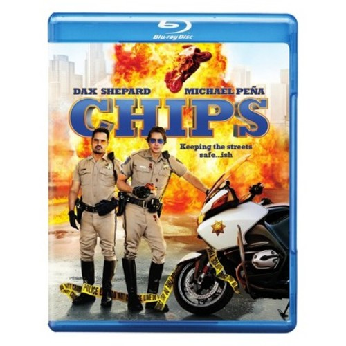 Chips [Blu-Ray ] [DVD] [Digital HD]