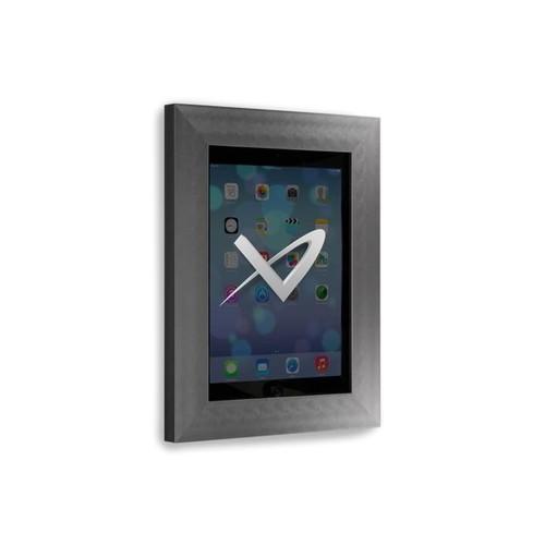 VidaMount iPad (5th Gen) 9.7/Pro Air 1/2 On Wall Metal Frame - Florentine Grey