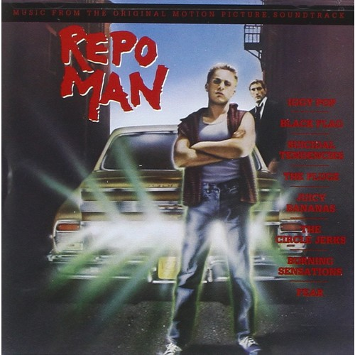 Repo Man: Music from the Soundtrack