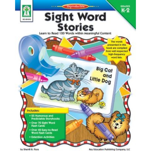 Key Education Sight Word Stories Resource Book