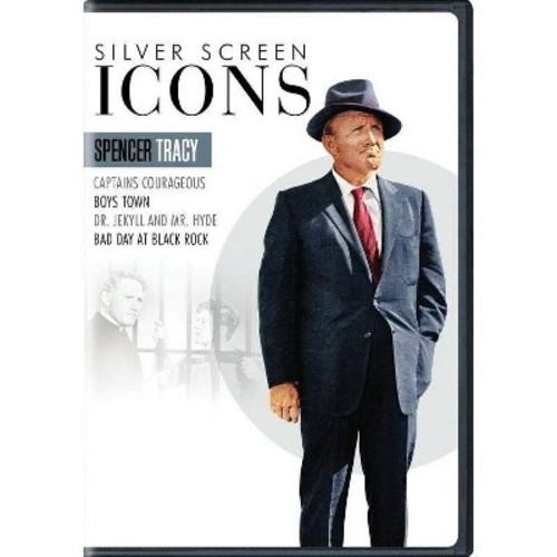 Silver Screen Icons:Spencer Tracy (DVD)