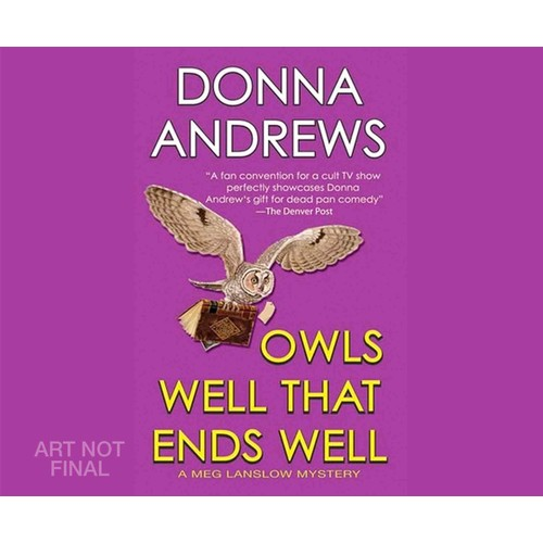 Owls Well That Ends Well (CD-Audio)
