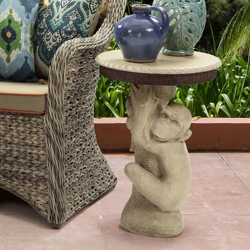 Bombay Outdoors Adaman Monkey Patio Side Table