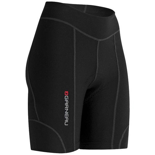 Louis Garneau 2011/12 Women's Fit Sensor 7.5 WSF Cycling Shorts - 1050371 (Black - S)