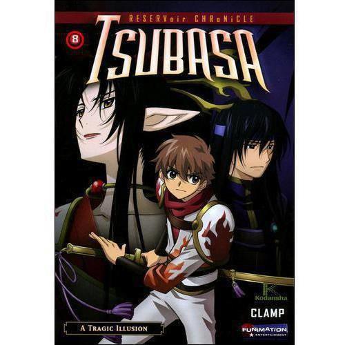 Tsubasa: Reservoir Chronicle: A Tragic Illusion, Vol. 8 [DVD]