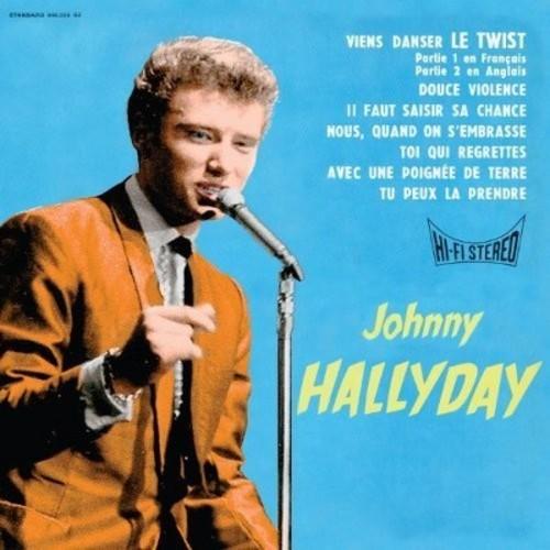 Johnny Hallyday - Viens Danser le Twist (CD)