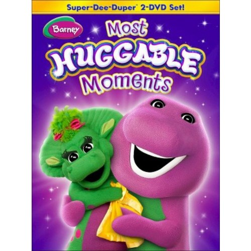 Barney: Most Huggable Moments (2 Discs) (dvd_video)